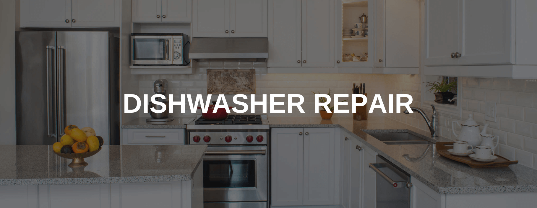 dishwasher repair pasadena